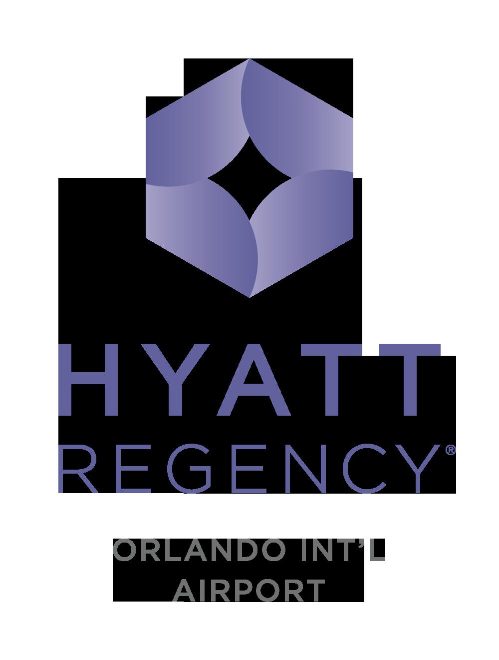Hyatt Regency Orlando International Airport logo