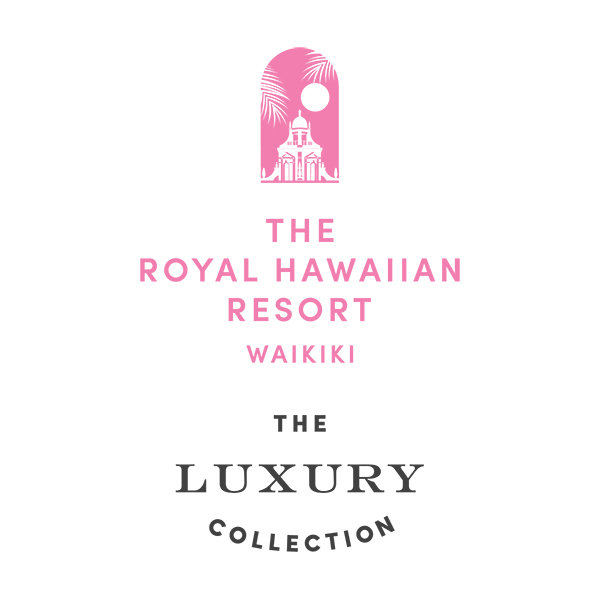 The Royal Hawaiian, a Luxury Collection Resort logo