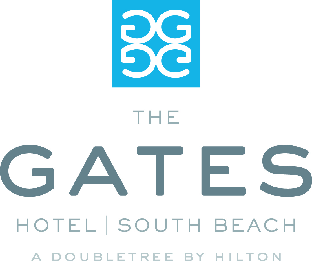 The Gates Hotel South Beach - a DoubleTree by Hilton logo