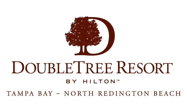 DoubleTree Beach Resort by Hilton Tampa Bay/North Redington Beach logo