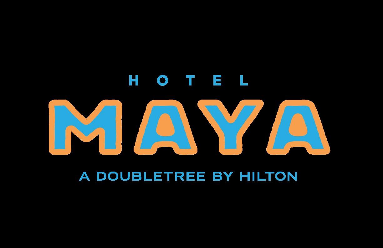 Hotel Maya a DoubleTree by Hilton  logo