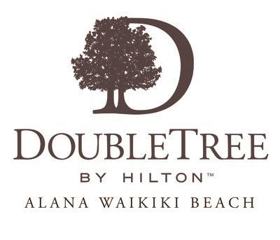 DoubleTree by Hilton Alana Waikiki Beach logo