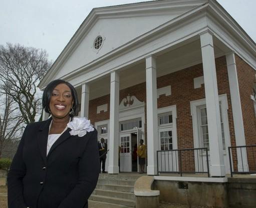 Reverand Dr. Gwendolyn Boyd. Photo Courtesy: Alabama State University