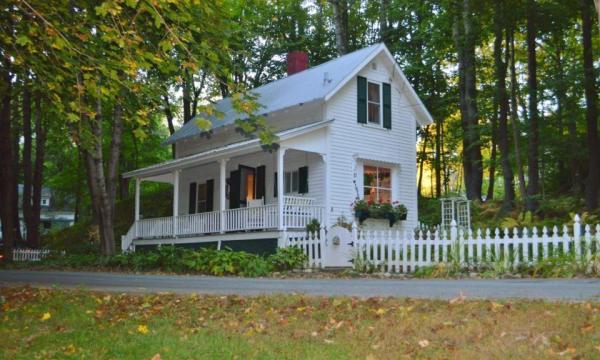 Historic Tiny House. Credit: http://smallhouseswoon.com/