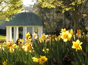 The Greenbrier Spring House
