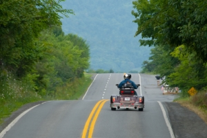 Scenic Drives in Greenbrier County