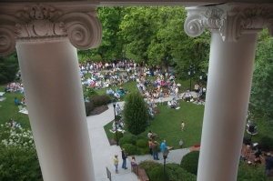 Carnegie Hall - Ivy Terrace Event