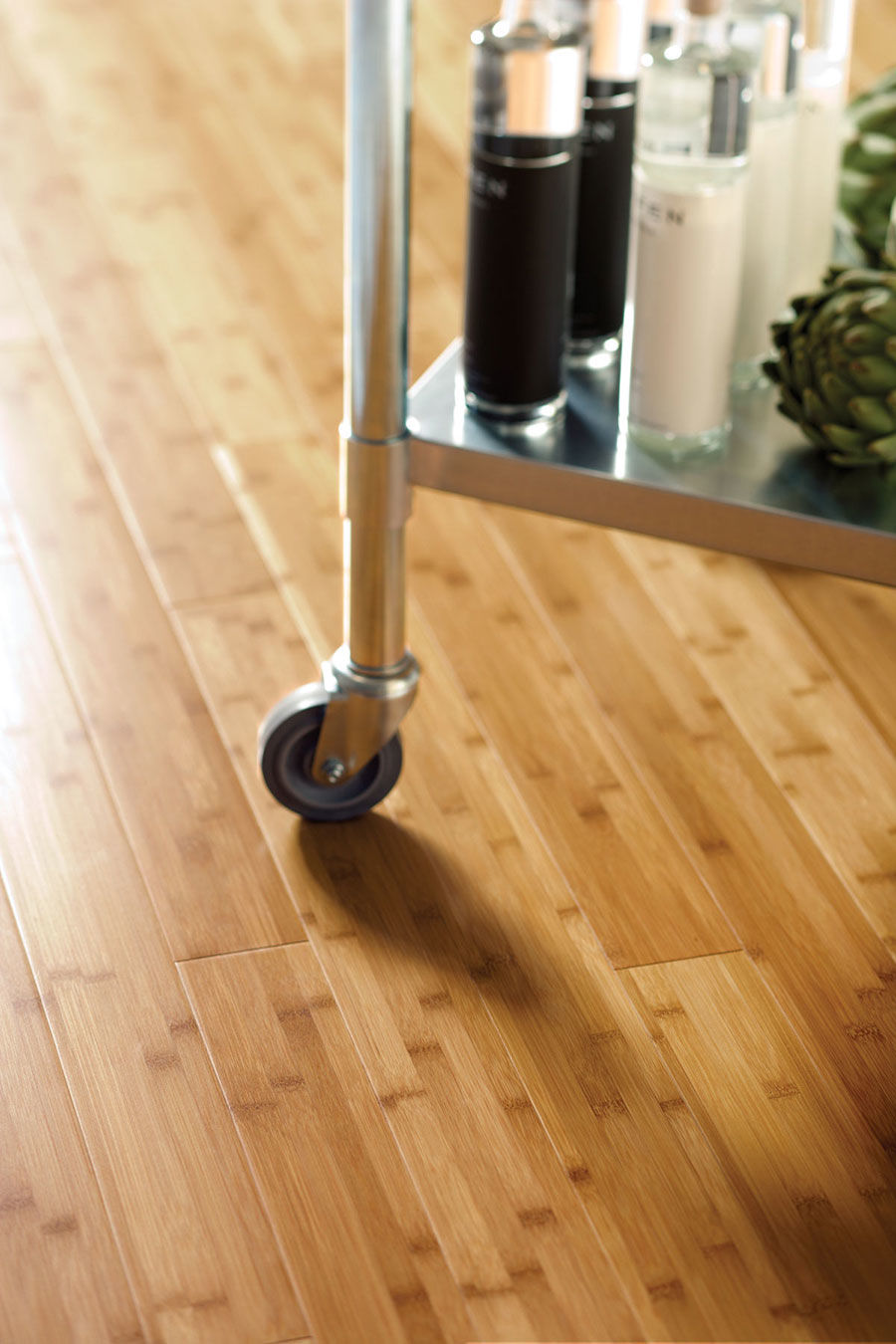 Sustainable Bamboo Flooring From Teragren Signature Naturals, Unfinished  Solid Bamboo