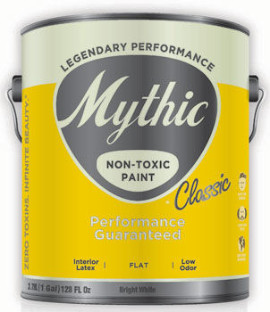 mythic classic paint non toxic low odor affordable fully tintable high quality green. Black Bedroom Furniture Sets. Home Design Ideas