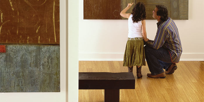 Sustainable Bamboo Flooring From Teragren Synergy, Floating Strand Bamboo