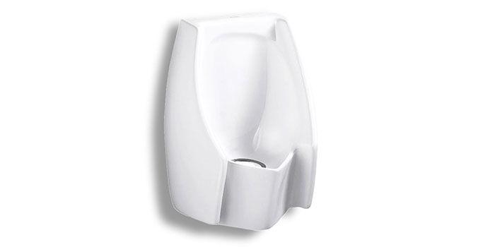 Swimming Pool Urinal : Zeroflush waterless urinal odor free porcelain or