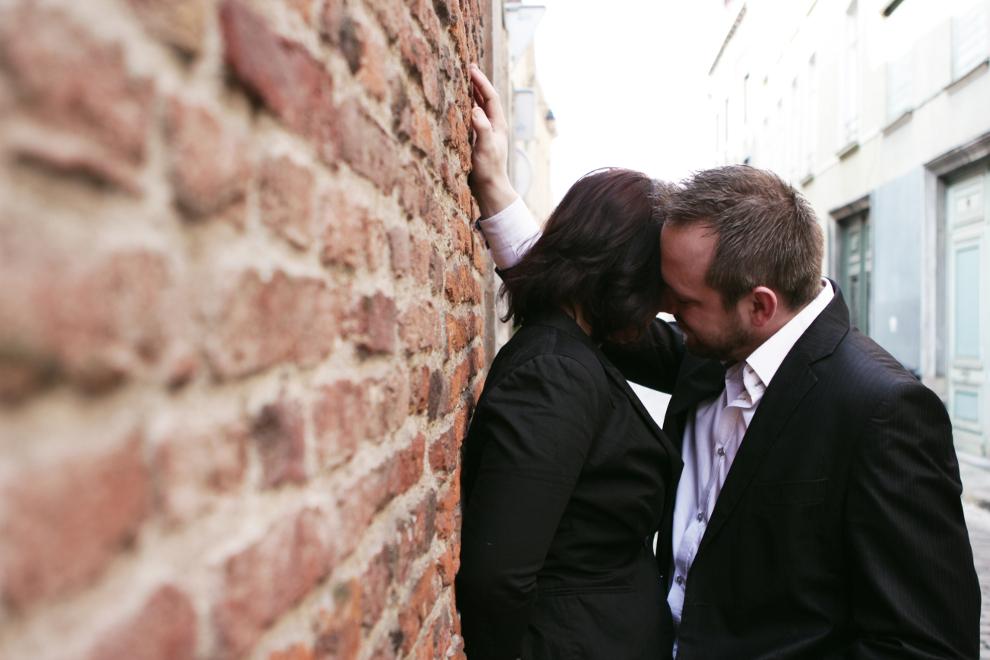 Désolée, je n'embrasse pas le premier soir