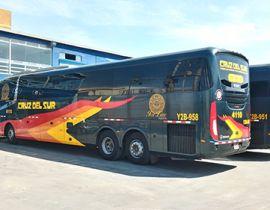 Cruz del Sur - Empresa de ônibus Peru