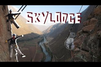 Skylodge Adventure Suites