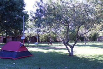 Camping e Lazer Jacaré (Foto: Marcos Borges)
