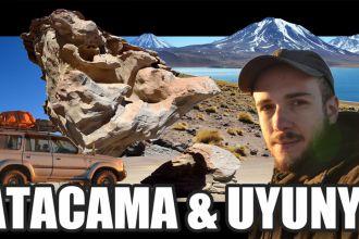 Ótimo vídeo do casal paulista Jennifer e Thiago em sua viagem pelo Deserto do Atacam e Salar do Uyuni