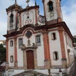 """Matriz (do lado """"paulista"""") Nossa Senhora da Conceicao - Ouro Preto"""