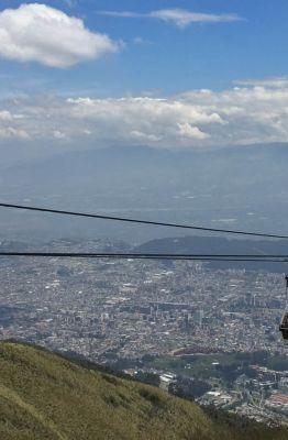 Teleferico de Quito