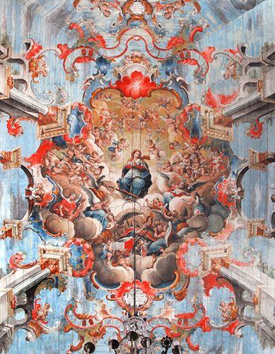 Nossa Senhora dos Anjos - Mestre Ataíde (Foto: Google Images)