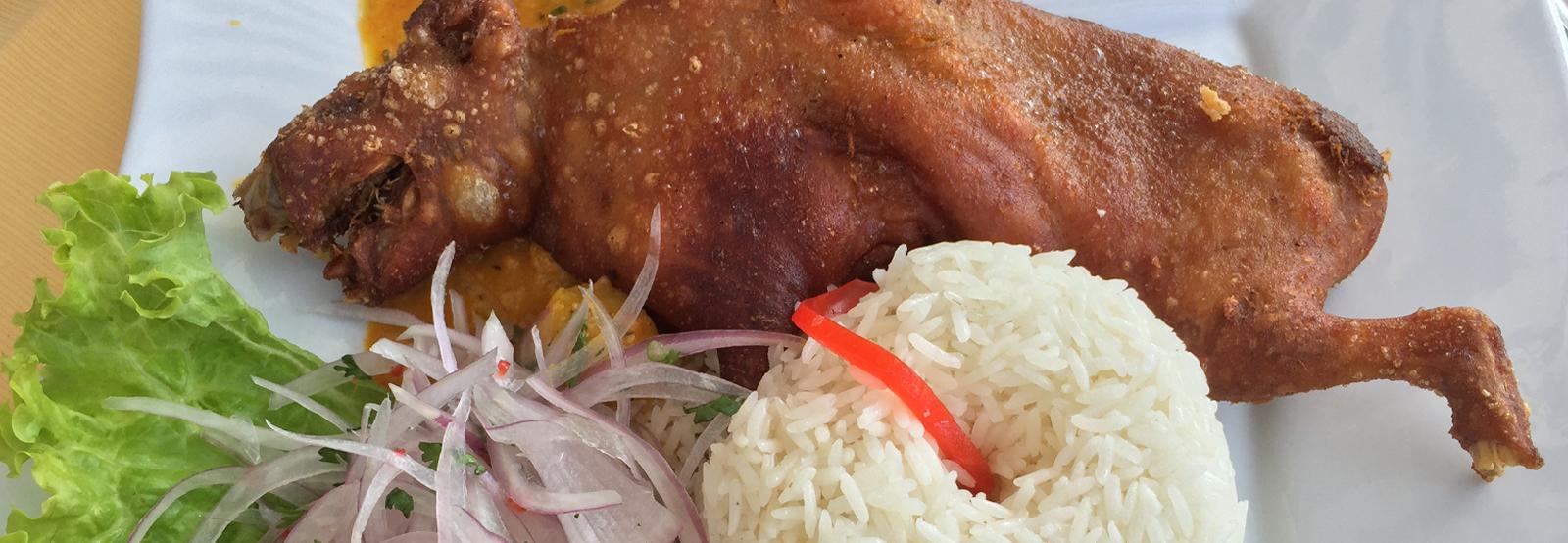 Cuy Peruano