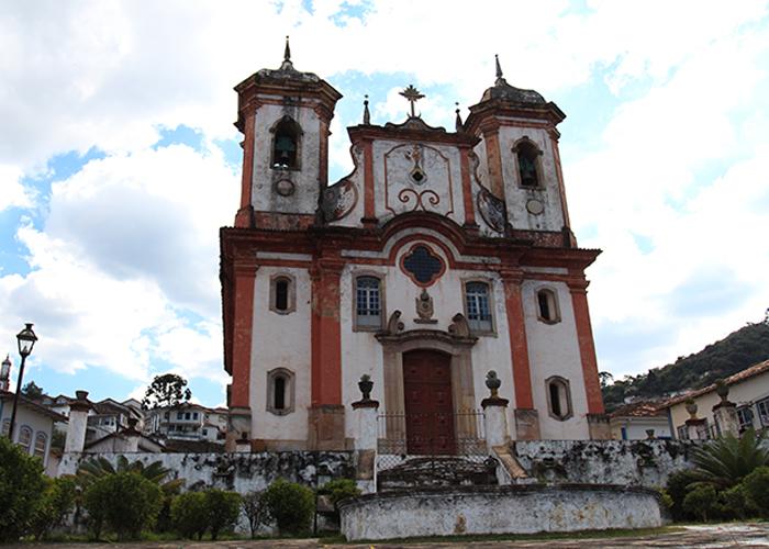 Igreja Nossa Senhora da Conceição (Foto: Cláudia Pelegrini)