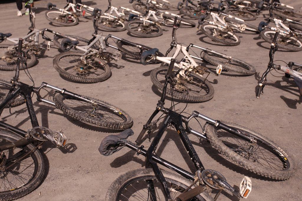 Bicicletas da El Solario