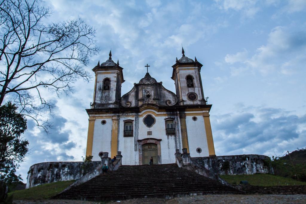 Igreja São Francisco de Paula, das igrejas mais recentes