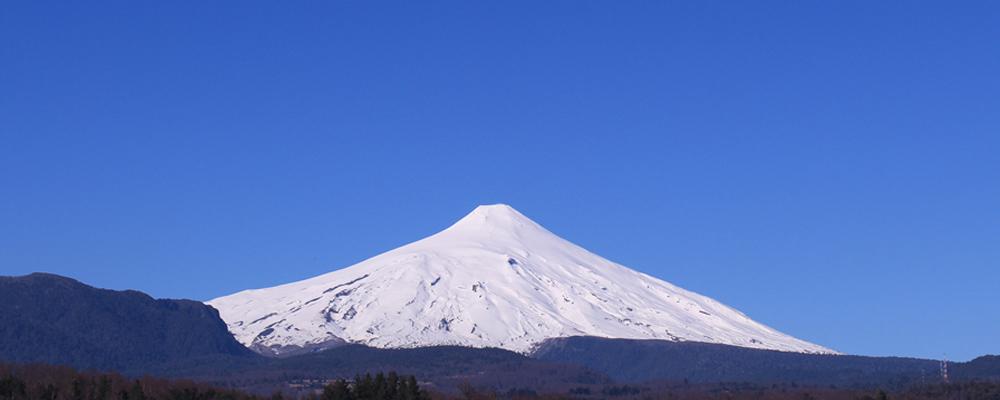 Vulcão Villa Rica - Pucón - Chile (Foto: Marcos Borges / A 4 Pés)