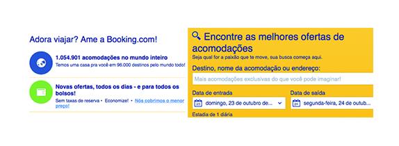 Booking.com e Vivevi