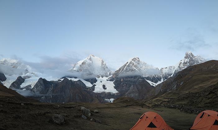 Acampamento Huayhuash