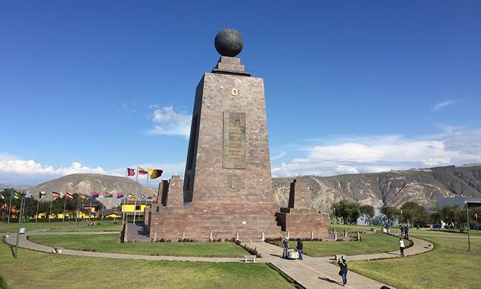 Ciudad Mitad del Mundo - Equador