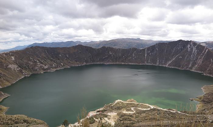 Laguna de Quilotoa - Equador