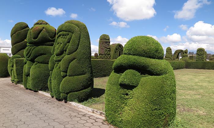 Cemitério de Tulcan - Equador