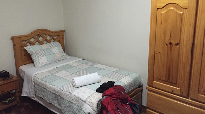 Nosso quarto em Trujillo - Residencial & Apartments El Sol de los Pinos