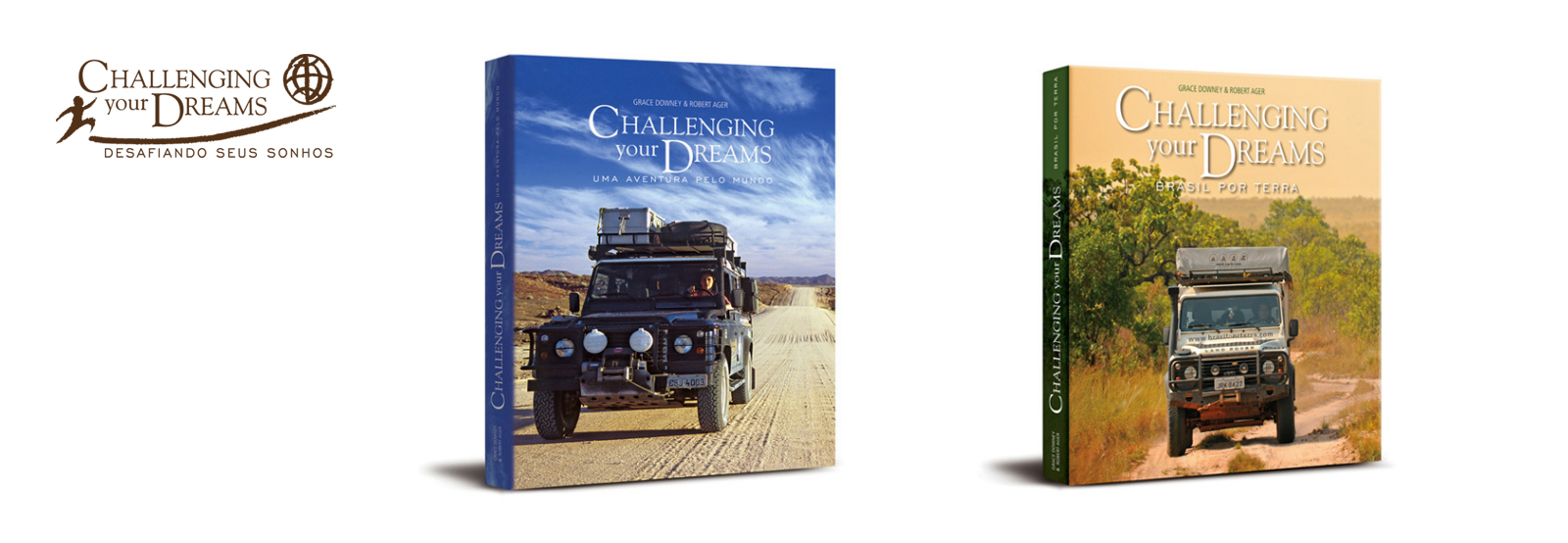 livros do Challenging Your Dreams