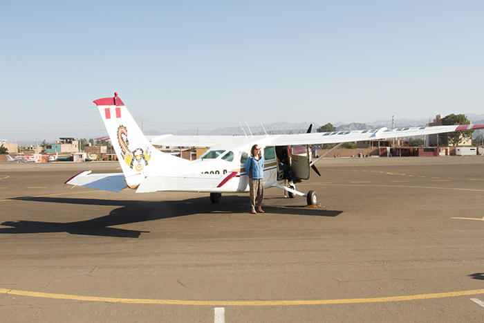 Aeronave da empresa AirMajoro