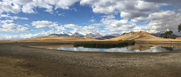 Laguna Wilcacocha - Huaraz