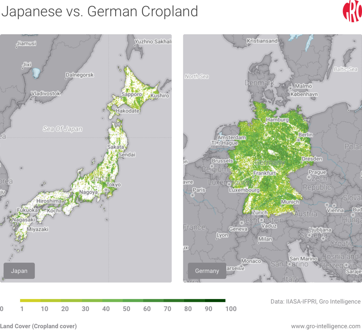 Exposing the Mystery Behind Japanese Agricultural Exports | Gro ...