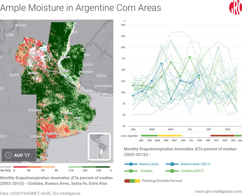 Argentina, Argentine corn, Argentina corn, Argentine corn harvest, corn, corn production