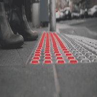 smart tactile paving