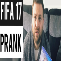 girlfriend's fifa 17 prank
