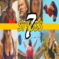 7 styles of fitness buff dudes