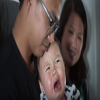 The screaming kid on the flight
