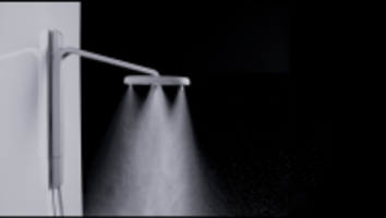 Nebia shower head
