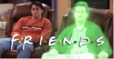 the one where chandler dies