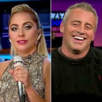 Lady Gaga to Matt LeBlanc: Rachel or Monica?