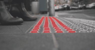 smart tactile paving