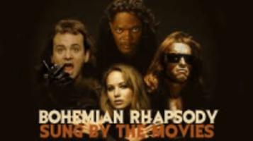 bohemian rhapsody sung by 260 movies