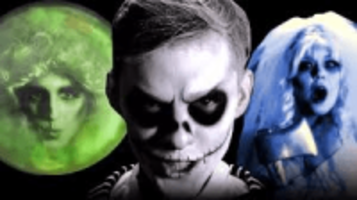 disney halloween mashup