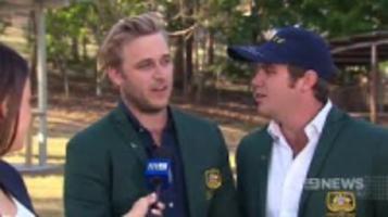 Australian Pair Fake Their Way Their Way Into Korean Golf Tournament